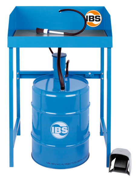 IBS Parts Cleaning Device Type BK50