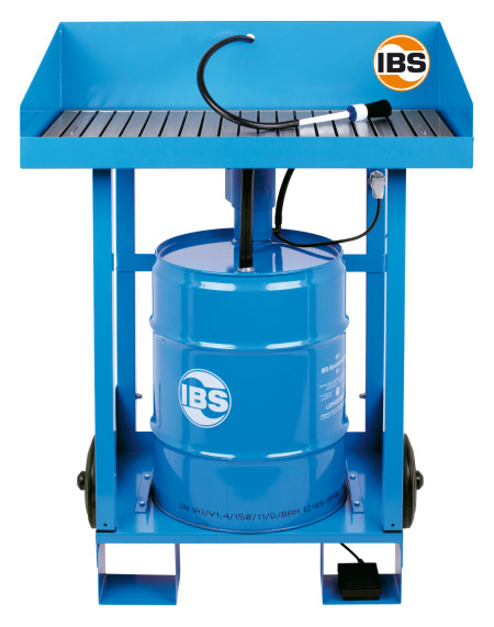 IBS Parts Cleaning Device Type F2