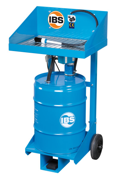 IBS Parts Cleaning Device Type F