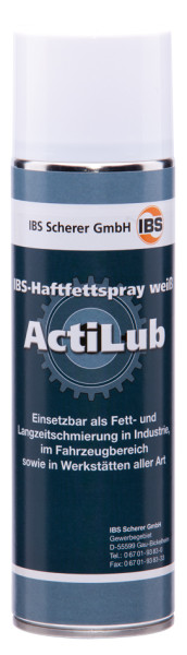 IBS Adhesive-Grease-Spray ActiLub
